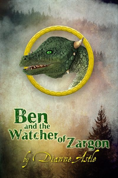 Cover for Ben and the Watcher of Zargon