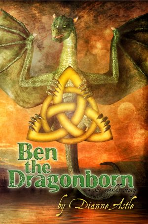 Cover for Ben the Dragonborn