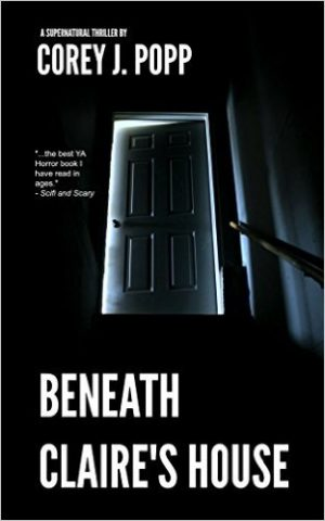 Cover for Beneath Claire's House