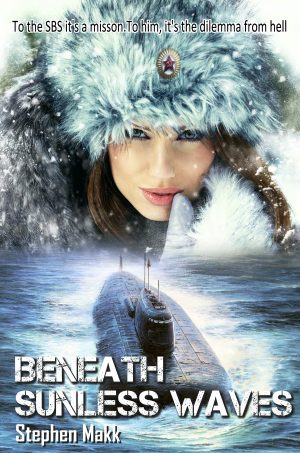 Cover for Beneath Sunless Waves