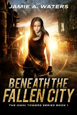 Cover for Beneath the Fallen City