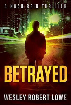 Cover for Betrayed