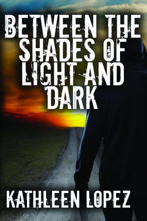 Cover for Between the Shades of Light and Dark