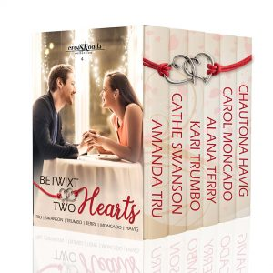 Cover for Betwixt Two Hearts