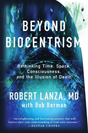 Cover for Beyond Biocentrism