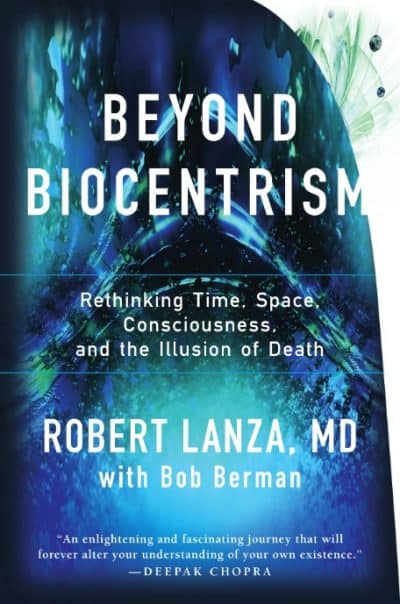 Cover for Beyond Biocentrism