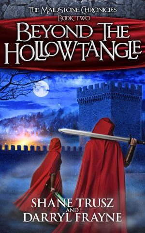 Cover for Beyond the Hollowtangle