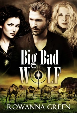 Cover for Big Bad Wolf
