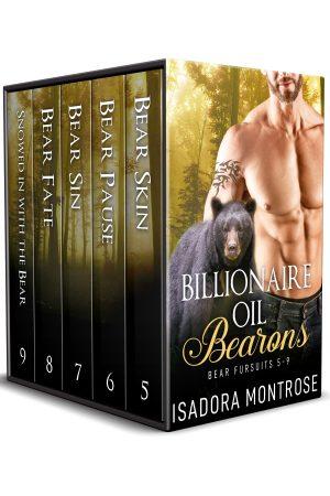 Cover for Billionaire Oil Bearons