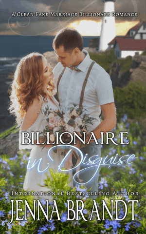 Cover for Billionaire in Disguise