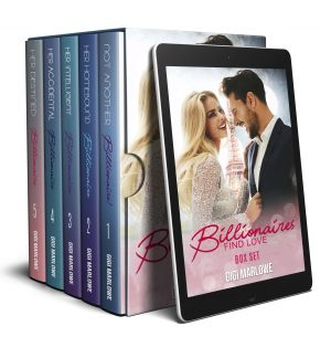 Cover for Billionaires Find Love Box Set