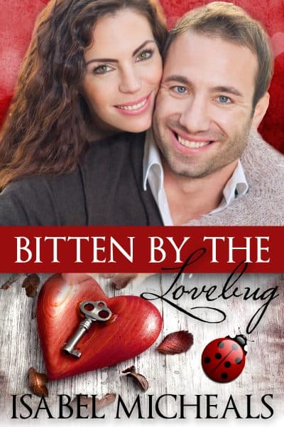 Cover for Bitten by the Lovebug