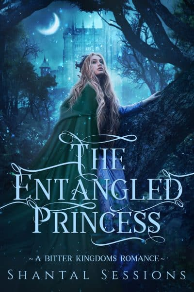 Cover for The Entangled Princess