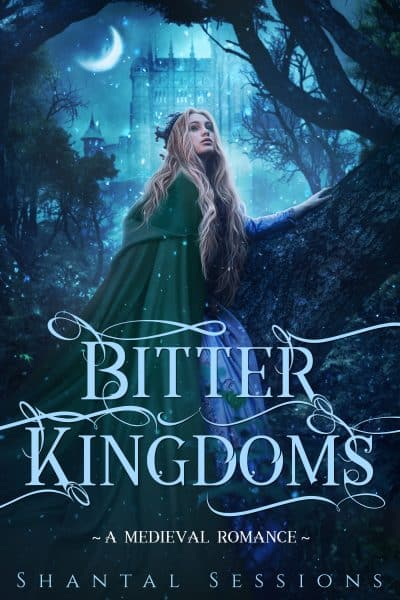 Cover for Bitter Kingdoms