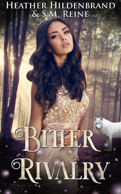 Cover for Bitter Rivalry