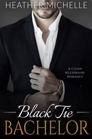 Cover for Black Tie Bachelor