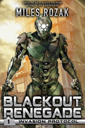 Cover for Blackout Renegade: Invasion Protocol