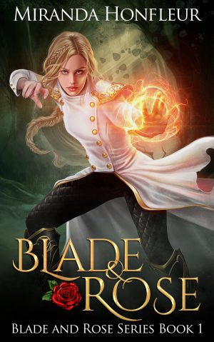 Cover for Blade & Rose