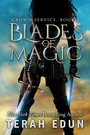 Cover for Blades Of Magic