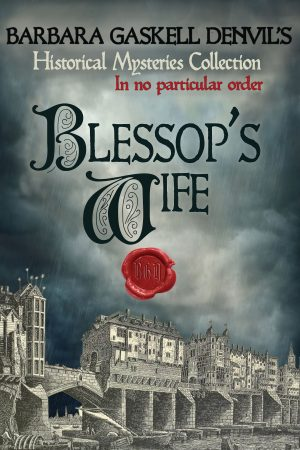 Cover for Blessop's Wife