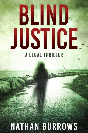 Cover for Blind Justice