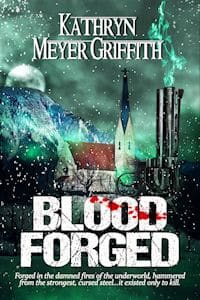 Cover for Blood Forged