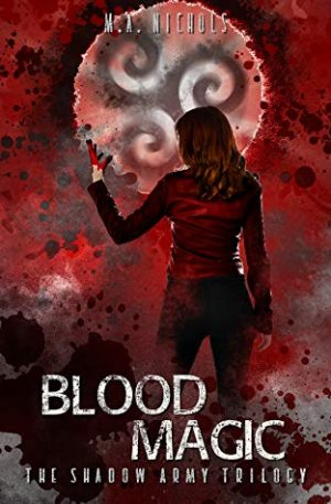 Cover for Blood Magic
