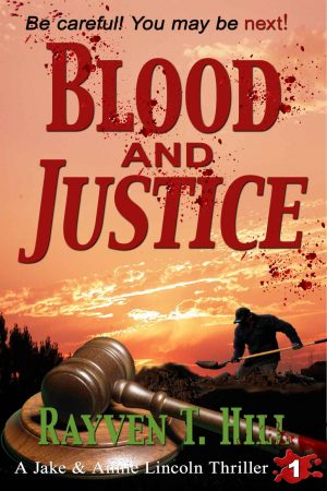 Cover for Blood and Justice