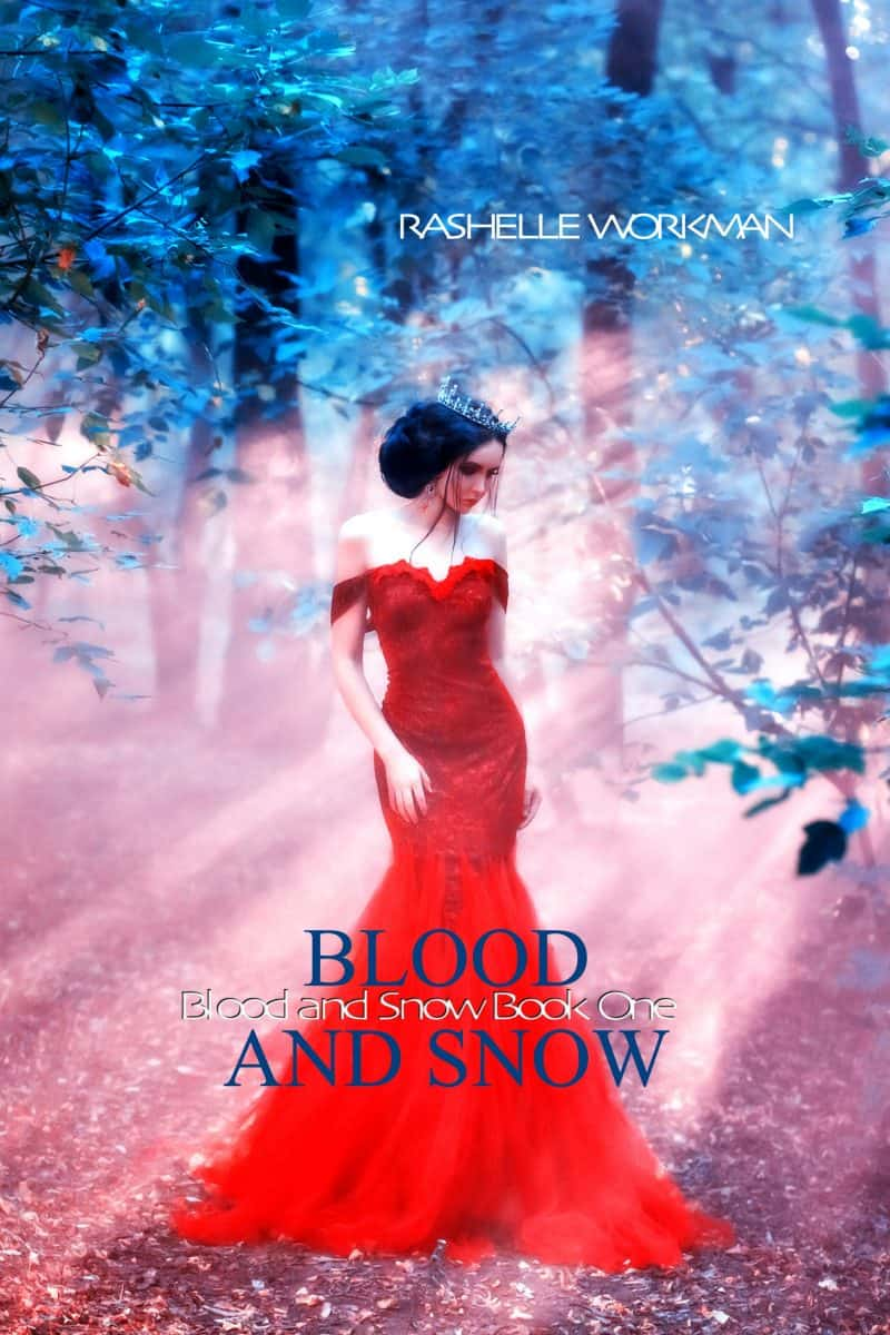 Cover for Blood and Snow: A Vampiric Snow White Reimagining