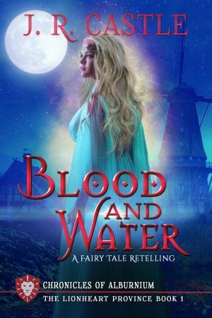 Cover for Blood and Water