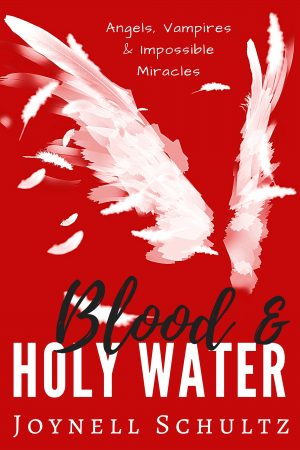 Cover for Blood & Holy Water