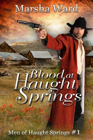 Cover for Blood at Haught Springs