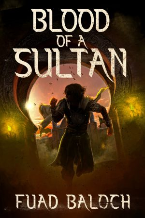 Cover for Blood of a Sultan