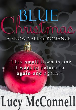 Cover for Blue Christmas