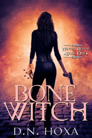 Cover for Bone Witch