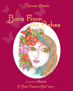 Cover for Born From the Ashes
