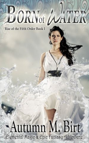 Cover for Born of Water