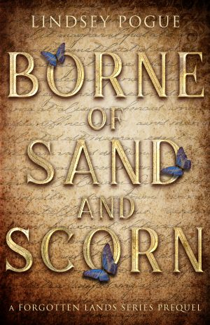 Cover for Borne of Sand and Scorn