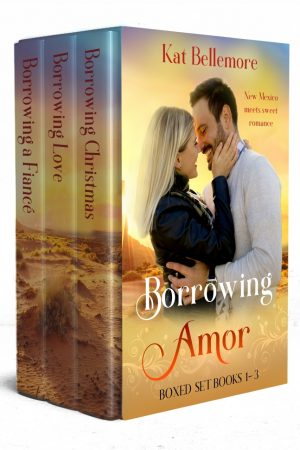 Cover for Borrowing Amor Boxed Sets