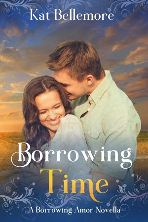 Cover for Borrowing Time