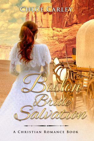 Cover for Boston Bride Salvation