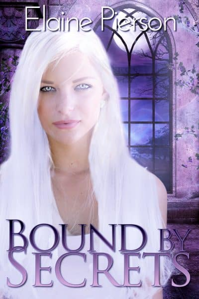 Cover for Bound by Secrets