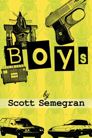 Cover for Boys