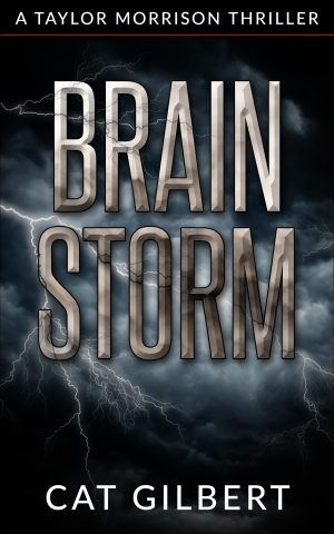 Cover for Brain Storm