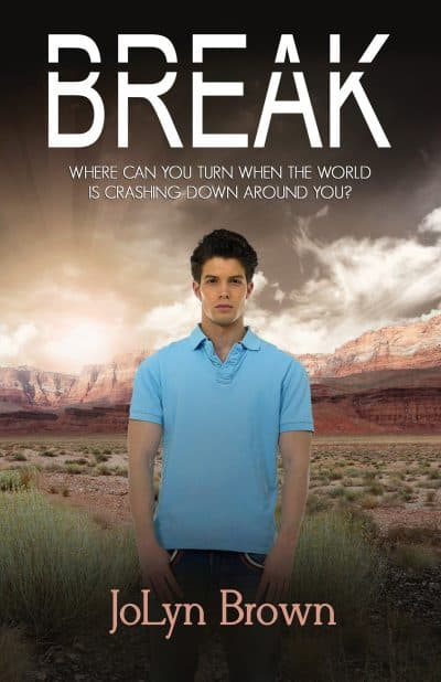 Cover for Break