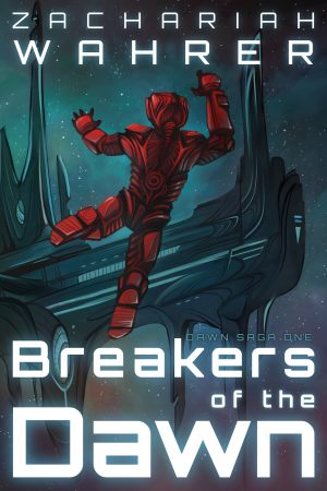 Cover for Breakers of the Dawn