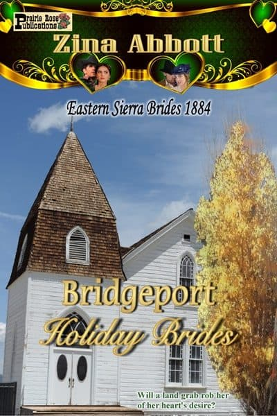 Cover for Bridgeport Holiday Brides