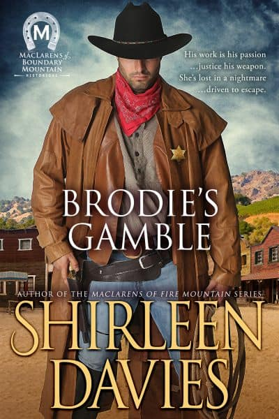 Cover for Brodie's Gamble