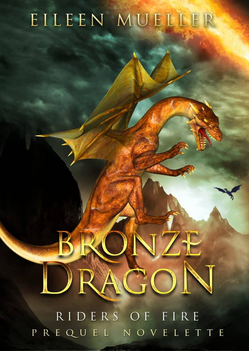 Cover for Bronze Dragon: A prequel novelette
