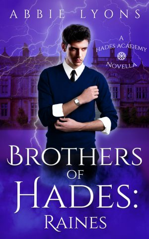 Cover for Brothers of Hades: Raines